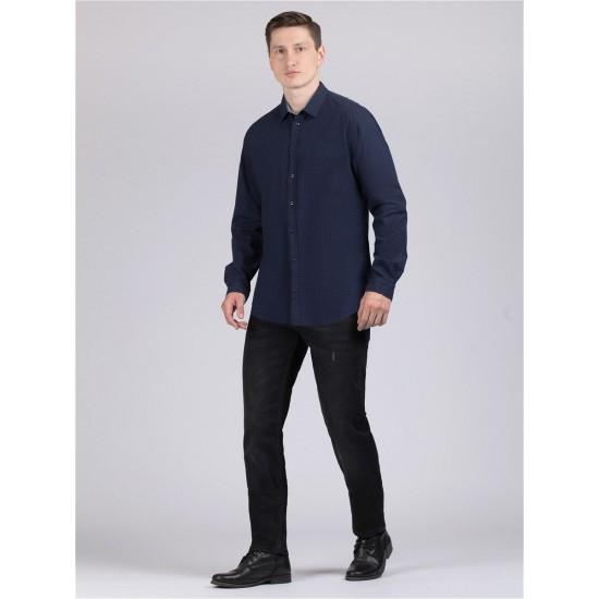 T M1001.38 (809-1-coll) верхняя сорочка (рубашка) муж (S) (6)