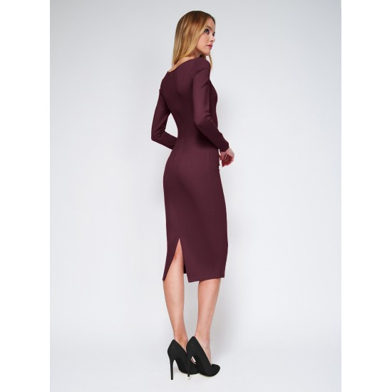 T W4515.62 (808-1-coll) платье жен (S) (6)