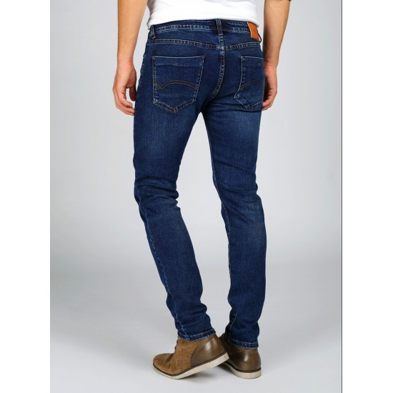 T4F M5121.36 (808-2-coll) брюки джинсовые муж 34