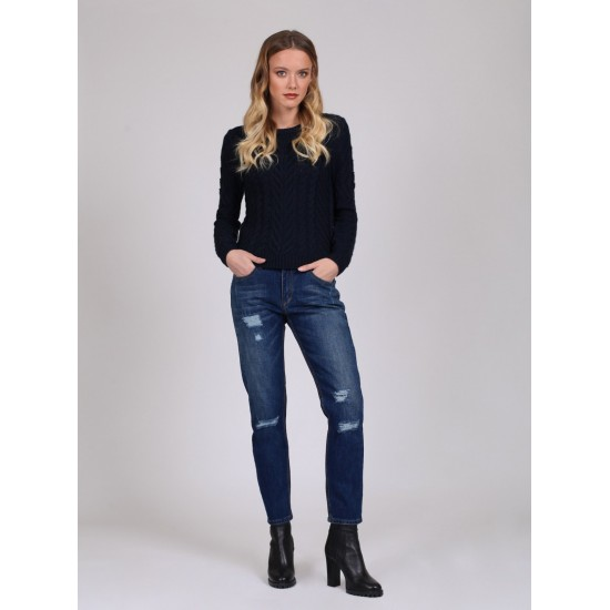 T4F W5762.36 (807-2-coll) брюки джинсовые жен 32