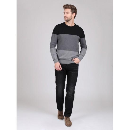 T4F M5232.57 (808-2-coll) брюки джинсовые муж 34