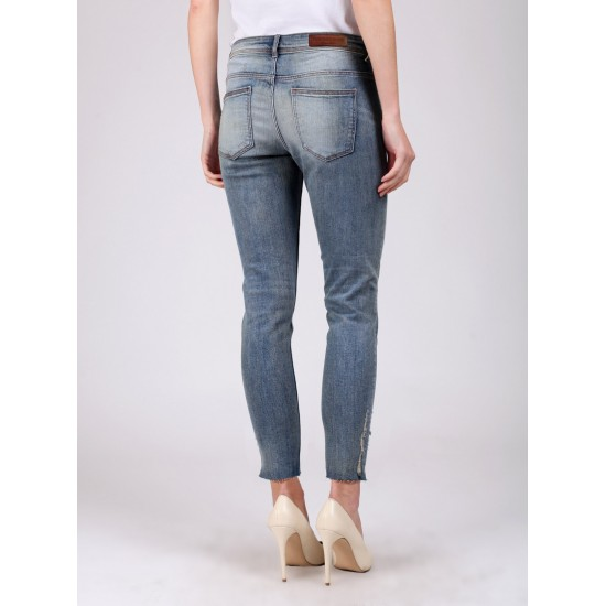 T W2823.34 (802-1-coll) брюки джинсовые жен 32