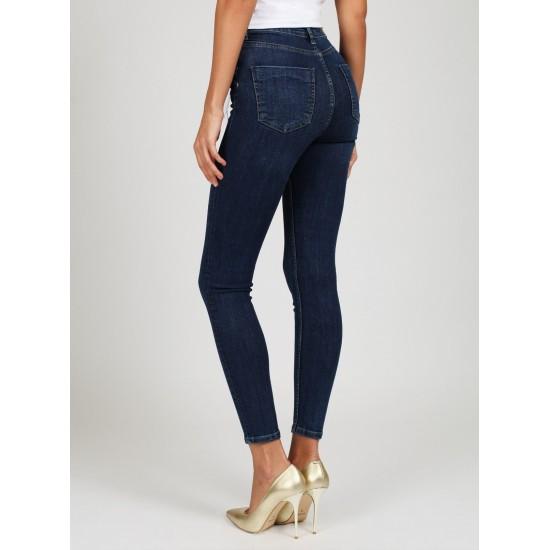 T W2811.36 (802-1-coll) брюки джинсовые жен 32