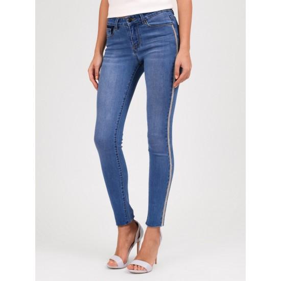 T W2812.35 (802-1-coll) брюки джинсовые жен 32