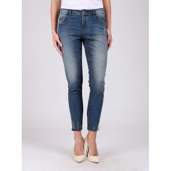 T W2823.35 (802-1-coll) брюки джинсовые жен 32