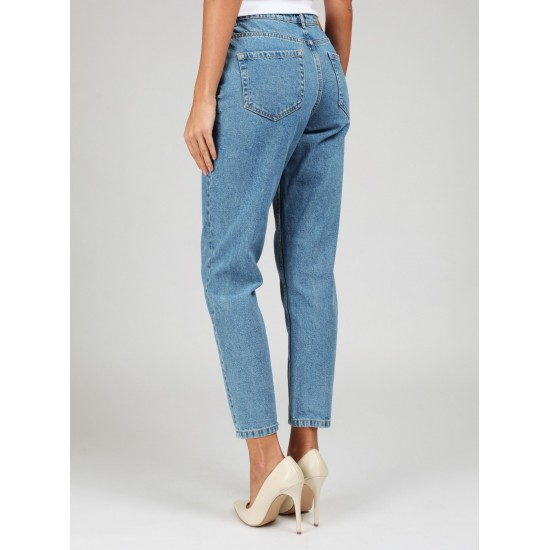 T W2697.32 (802-1-coll) брюки джинсовые жен 32