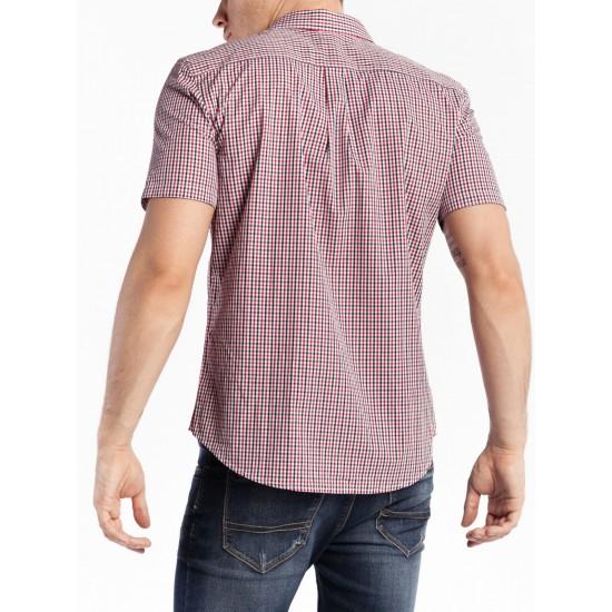 T M7022.25 (503-2-jcoll) верхняя сорочка (рубашка) муж