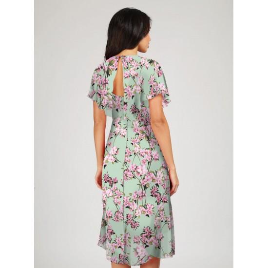 T W7576.02 (803-1-coll) платье жен