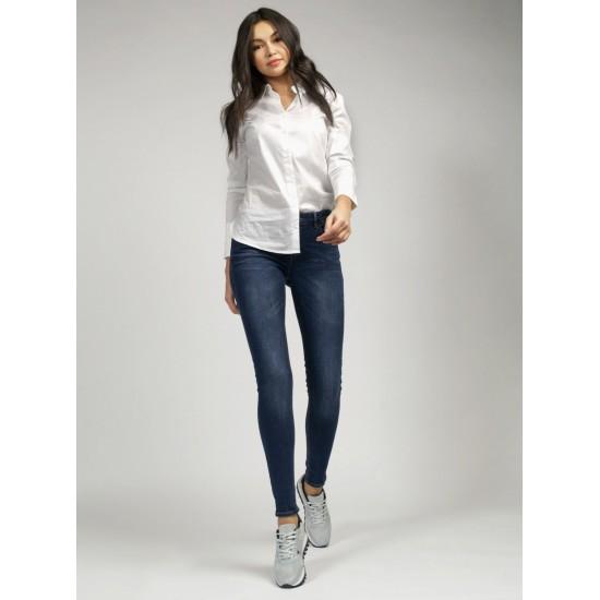 T W5621.36 (908-1-coll) брюки джинсовые жен 32