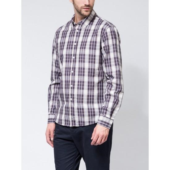 T M1006.28 (709-2-coll) верхняя сорочка (рубашка) муж