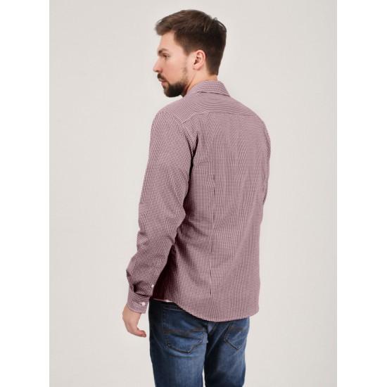 T M7019.25 (802-1-coll) верхняя сорочка (рубашка) муж