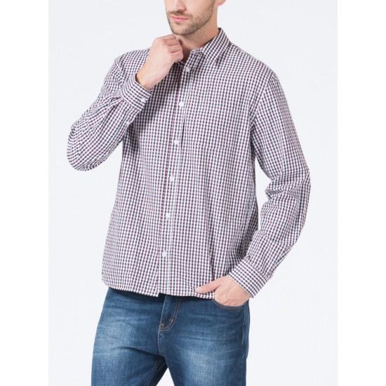 T M1002.28 (608-1-jcoll) верхняя сорочка (рубашка) муж