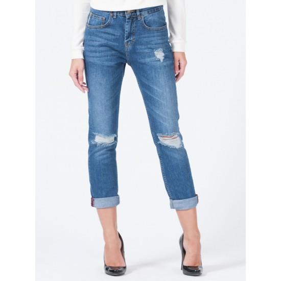 T W2517.33 (608-1-coll) брюки джинсовые жен 32