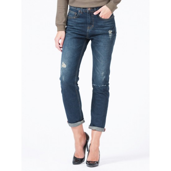 T W2517.35 (608-1-coll) брюки джинсовые жен 32