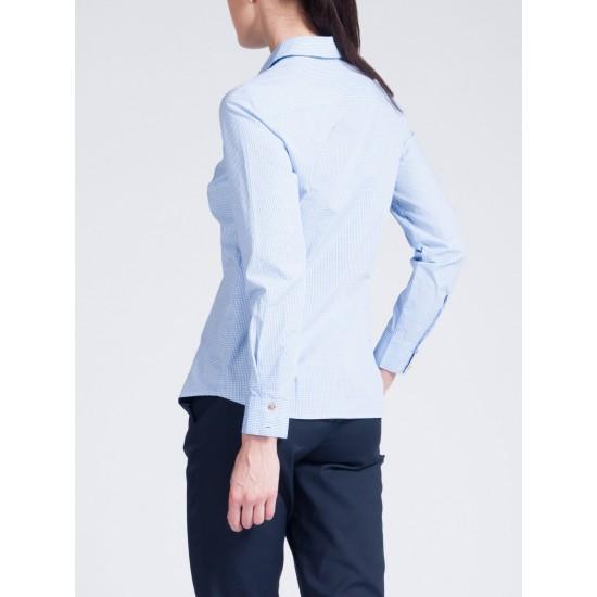T W1517.32 (608-1-coll) блузка жен