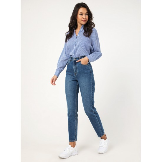 T W2697.33 (903-1-coll) брюки джинсовые жен 32