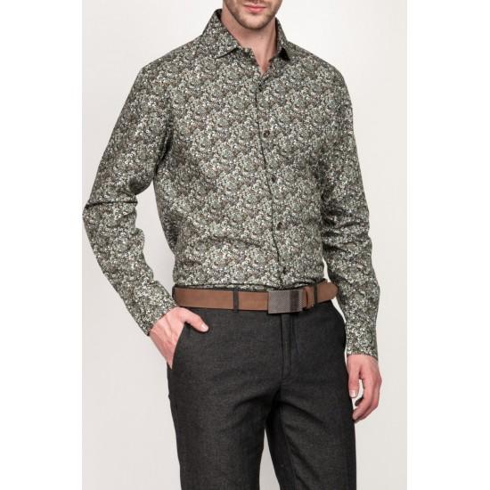 C M1321.53 (509-2-winter) верхняя сорочка (рубашка) муж