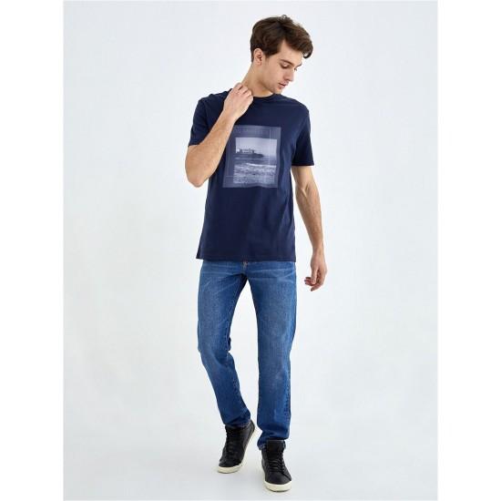 T M8093.67 (903-1-coll) футболка (фуфайка) муж (S) (6)
