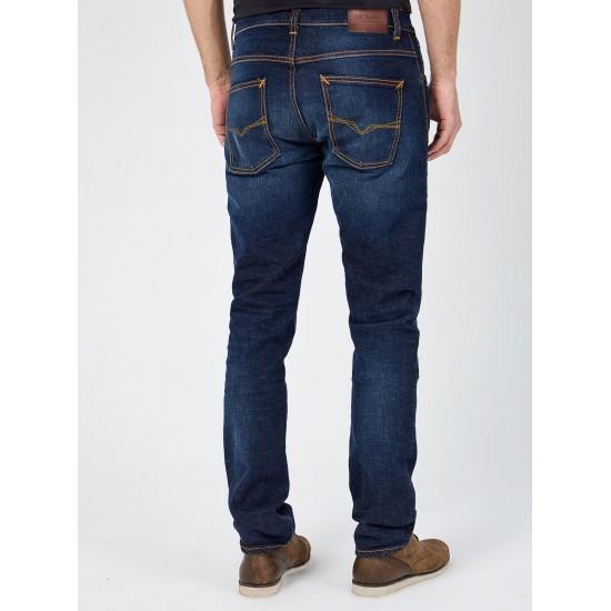 T4F M5232.38 (008-1-coll) брюки джинсовые муж 34 (S) (7)