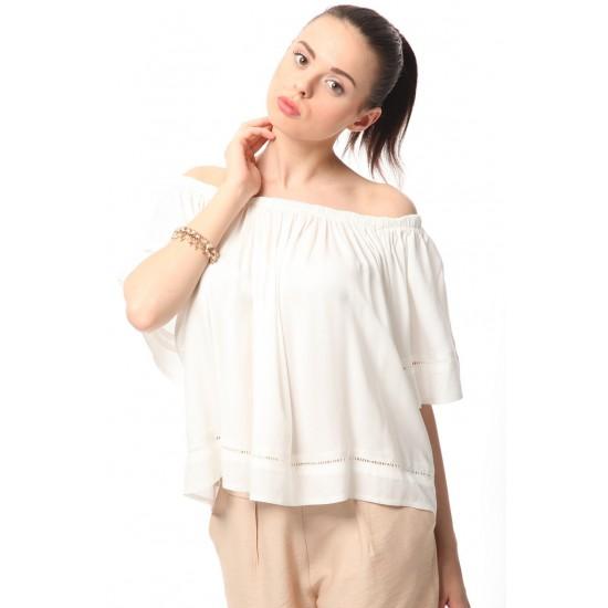 T W7605.14 (603-2-coll) блузка жен
