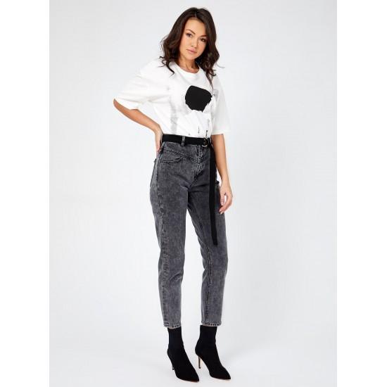 T W5696.57 (008-1-coll) брюки джинсовые жен 32 (S) (8)