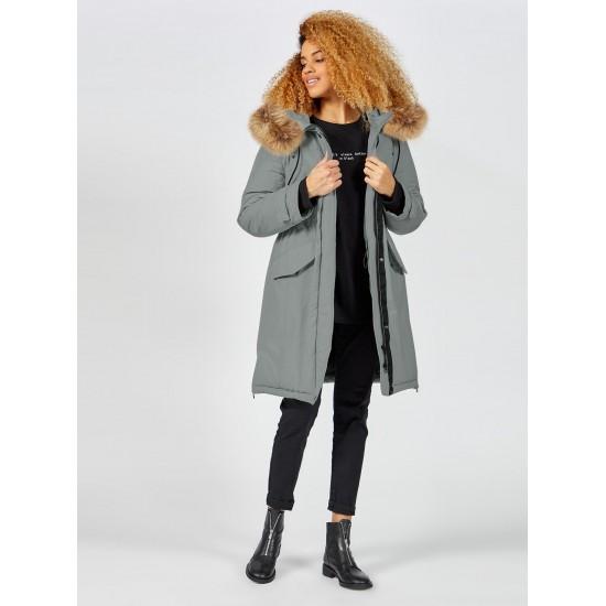 T4F W3547.53 (010-1) пальто (пуховик) жен S