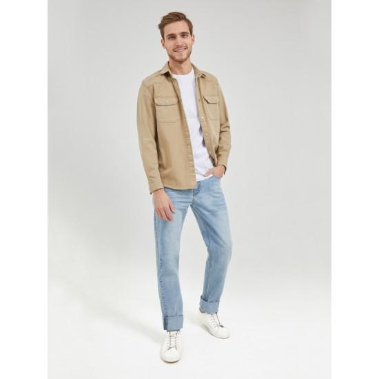 T4F M2236.32 (002-1-coll) брюки джинсовые муж 34 (S) (7)