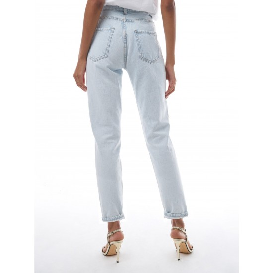 T4F W2895.32 (002-1-coll) брюки джинсовые жен 32 (S) (8)