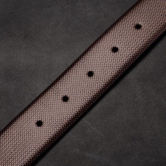 3101.18 Ремень уни кожаный