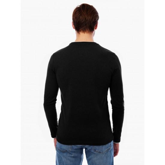 T M8004.58 (001-2-coll) футболка (фуфайка) с дл.рукавом муж (B) (2)
