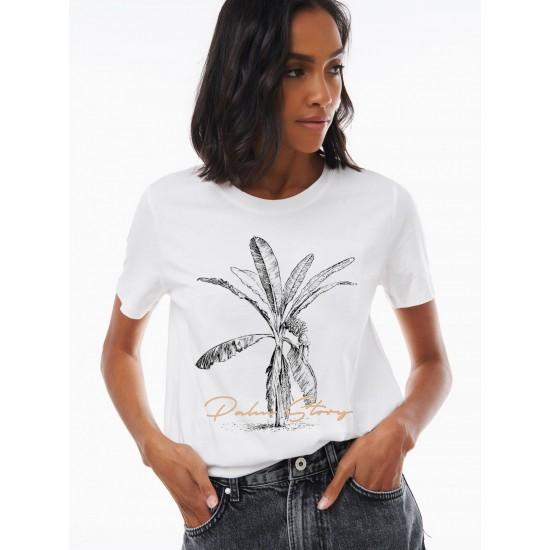 T W8526.50 (003-2-coll) футболка (фуфайка) жен (S) (6)