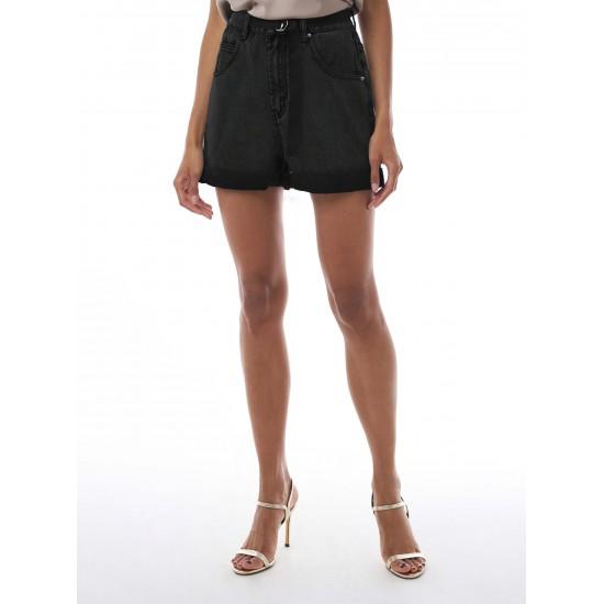 T4F W2952.58 (003-1-coll) шорты джинсовые жен (S) (5)