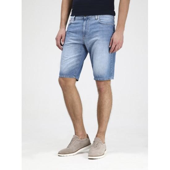 T M2451.33 (903-2-coll) шорты джинсовые муж (S) (8)