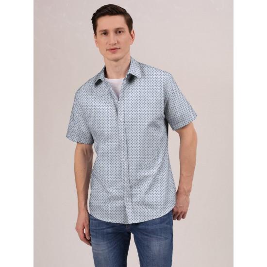 T M7006.33 (803-2-coll) верхняя сорочка (рубашка) муж (S) (6)
