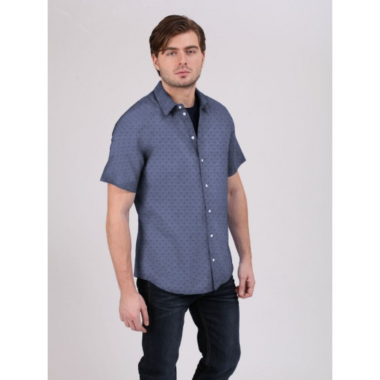 T M7014.33 (804-1-coll) верхняя сорочка (рубашка) муж (S) (6)