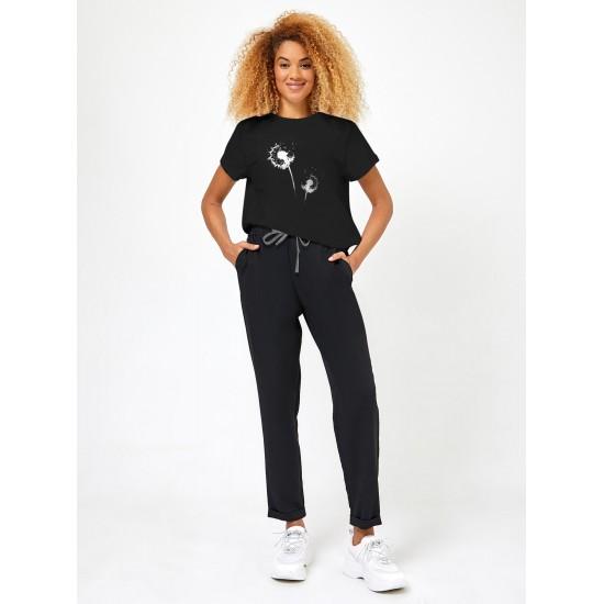 T W8551.58 (001-2-coll) футболка (фуфайка) жен (S) (6)