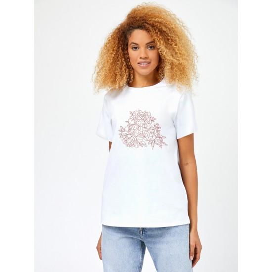T W8597.50 (002-2-coll) футболка (фуфайка) жен (S) (6)
