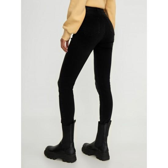 T W5621.58 (108-1-coll) брюки джинсовые жен 32 (S) (8)