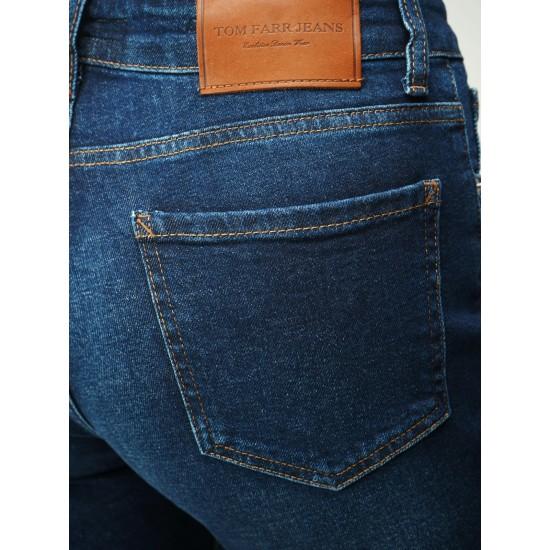 T W5660.36 (108-1-coll) брюки джинсовые жен 32 (S) (8)