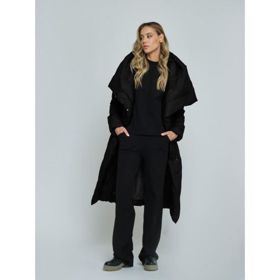T4F W3649.58 (109-1) пальто утепленное жен