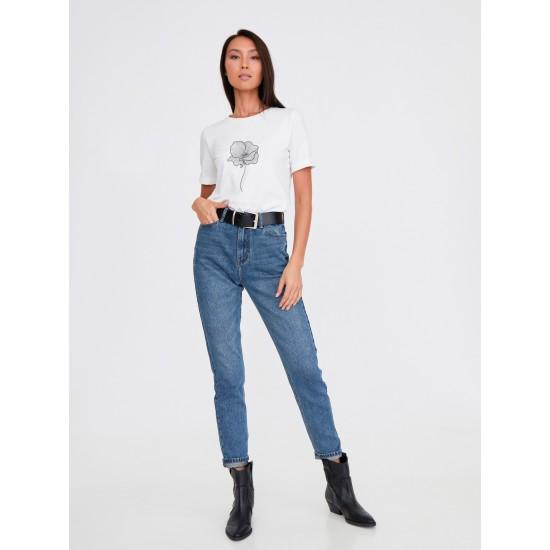 T W4651.50 (108-2-coll) футболка (фуфайка) жен (S) (6)