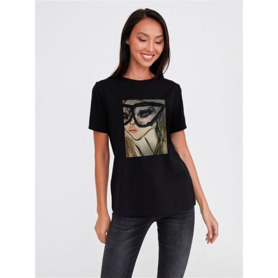 T W4614.58 (108-1-coll) футболка (фуфайка) жен (S) (6)
