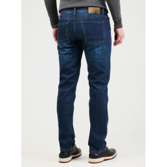 T M5231.37 (110-1-coll) брюки джинсовые муж 34 (S) (9)