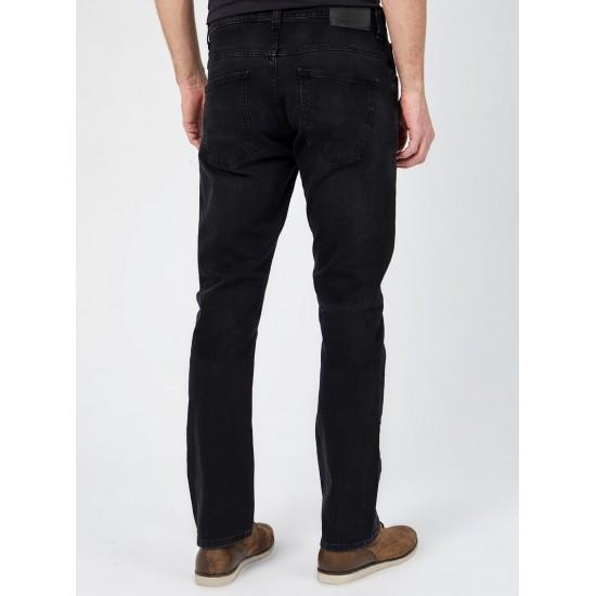T M5242.57 (110-1-coll) брюки джинсовые муж 34 (S) (9)