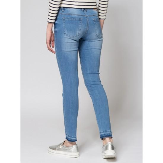 T4F W2708.33 (702-2-coll) брюки джинсовые жен 32