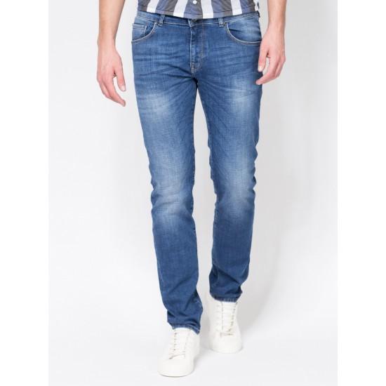 T M2113.33 (703-1-coll) брюки джинсовые муж