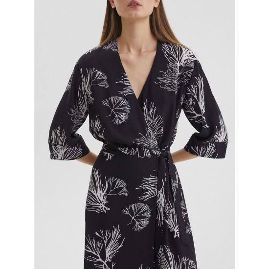 A 902.58 Платье макси с запахом