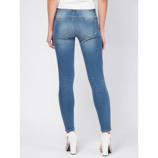 T W2703.34 (702-2-coll) брюки джинсовые жен 32