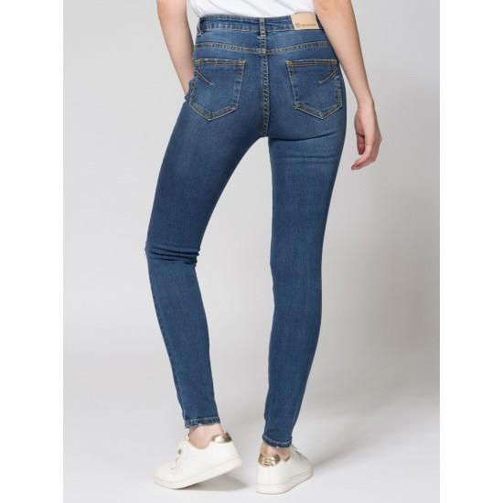 T4F W2795.35 (702-2-coll) брюки джинсовые жен 32