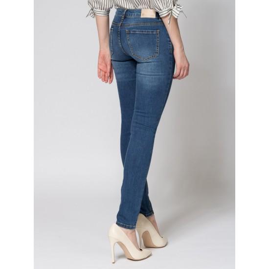 T4F W2798.35 (702-2-coll) брюки джинсовые жен 32